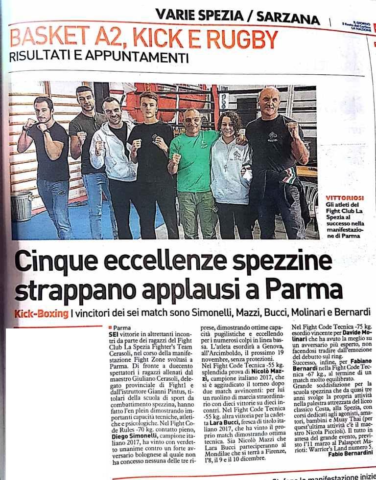 Parma Ottobre 17