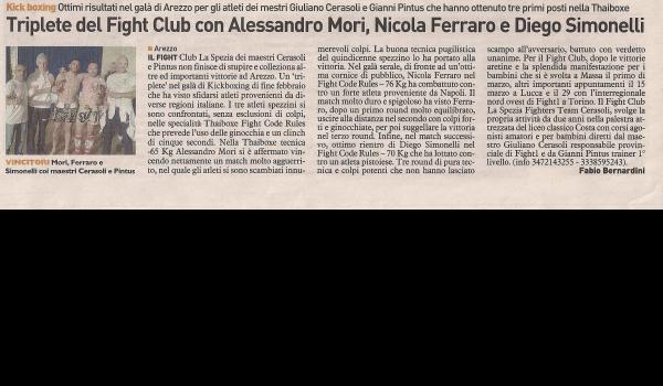 La Nazione Arezzo