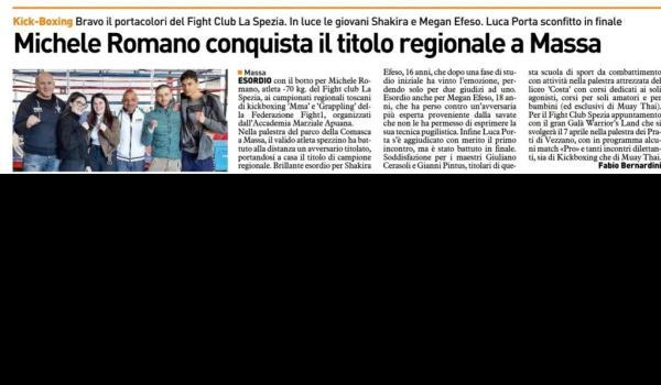 Regionali toscani La Nazione