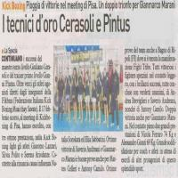 I tecnici d'oro Cerasoli e Pintus