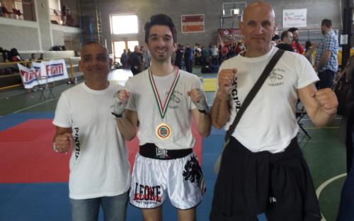 Calabrese Gerardo titolo italiano -60 Kg Fight Code Tecnica
